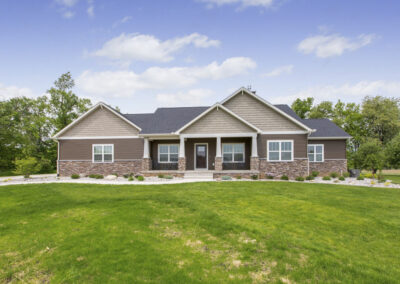East Lansing Home Builders Cross Creek 1