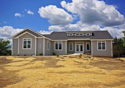 East Lansing Home Builders Exterior DSC01646