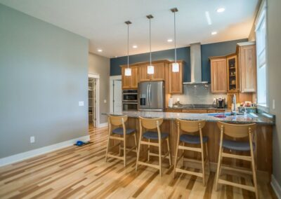 East Lansing Home Builders Kitchen 35416811