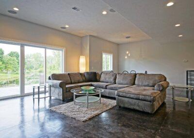 East Lansing Home Builders Living Room 11896392