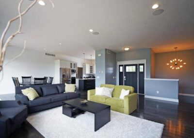East Lansing Home Builders Living Room 11924352