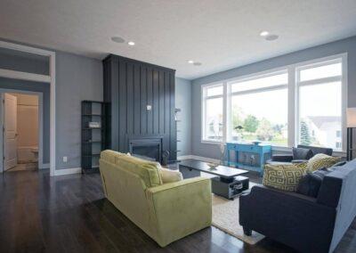 East Lansing Home Builders Living Room 11951715